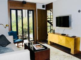 Casa Mannach, serviced apartment in Mexico City