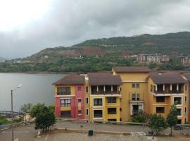 Vishal sarovar lake view, spa hotel in Lavasa