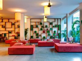 Tea Palace Urban Hotel, отель в Пномпене