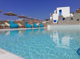Pelagos Studios, hotel in Platis Yialos Mykonos