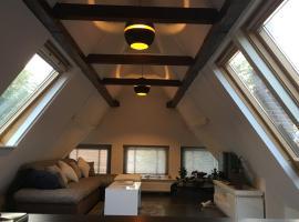 2Stay Penthouse Alkmaar, hotel near Alkmaar Noord Station, Alkmaar