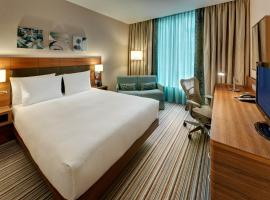 Hilton Garden Inn Frankfurt Airport, three-star hotel in Frankfurt/Main