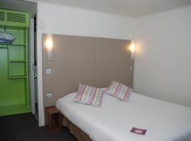カンパニール クレイユ - ヴィレ サン ポール、Villers-Saint-Paulのホテル
