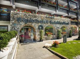 MONDI Hotel Axams, apartment in Innsbruck