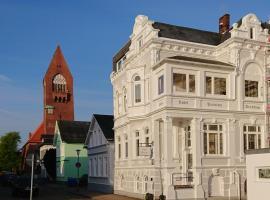Hotel Beckröge, Hotel in Cuxhaven