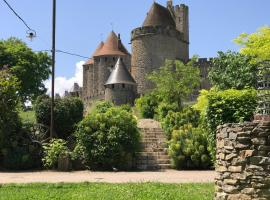 La Rapière, B&B in Carcassonne
