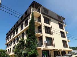 Apartments on Kuvshinok 8, апартаменты/квартира в Адлере