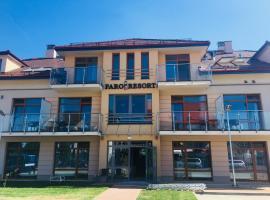 Faro Resort, resort village in Mrzeżyno