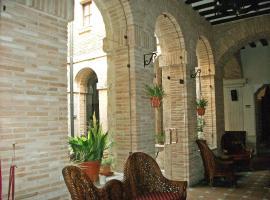 Hospederia El Convento Casa Rural, hostal o pensión en Lillo