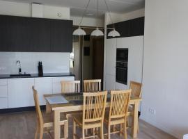 Kotkapoja Apartment, puhkemajutus Kuressaares