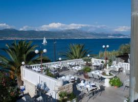 Hotel Vila Tina, family hotel in Trogir