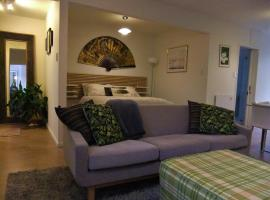 Tui Studio, self-catering accommodation in Auckland
