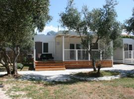 Mobile Homes Katinka, Starigrad Paklenica, Croatia, hotel near Paklenica National Park, Starigrad-Paklenica