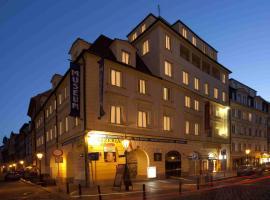 Hotel Melantrich, hotel near Clementinum National Library, Prague