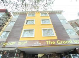 The Grand Inn Mysore, hotel near Chamundi Vihar Stadium, Mysore