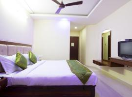 Hotel Sun Square, hotel in Vijayawāda