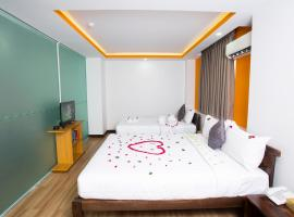Hotel Vista, hotel in Yangon