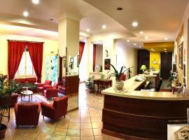 Hotel Mediterraneo, hotell i Cefalù