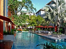 HARRIS Hotel & Residences Sunset Road, Hotel in Kuta