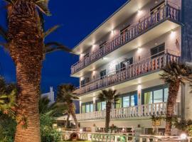 Kokkari Beach Hotel, hotell i Kokkari
