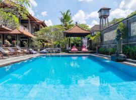 Sagitarius Inn, hotel in Ubud