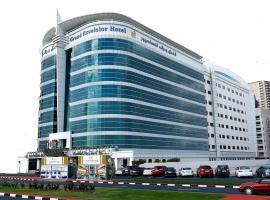 Grand Excelsior Hotel - Bur Dubai, hotel in Bur Dubai, Dubai