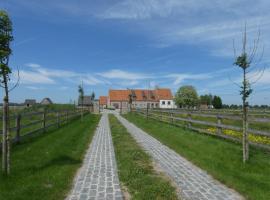 vakantiehoeve 't Goed ter Leeuwen, vakantiehuis in De Haan