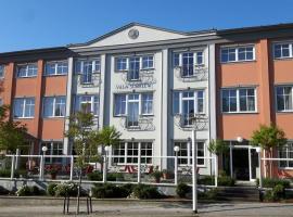 Hotel Villa Subklew, hotel in Ostseebad Sellin