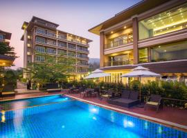 Hillside Residence Khaoyai, hotel in Mu Si