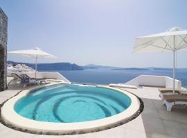 Santorini Secret Premium, hotel in Oia