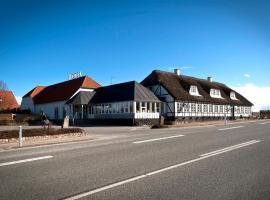 Hotel Aarslev Kro, hotel i nærheden af Århus Hovedbanegård, Brabrand