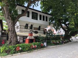 Чавкова къща, хотел в Мелник