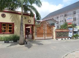 Aneio Hotel, hotel in Abuja