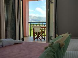 Victoria's Summer house, hotel near Lepeda Beach, Lixouri