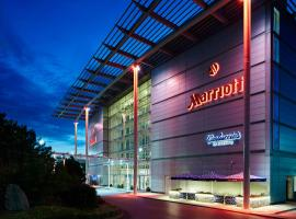 London Heathrow Marriott Hotel, hotel perto de Aeroporto de Londres - Heathrow - LHR, Hillingdon