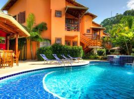 Refúgio Tropical Pousada & Flats, hotel with jacuzzis in Paraty