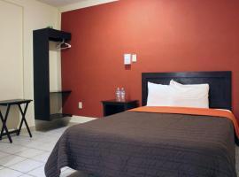 Hotel Maya Becan, hotel in Campeche