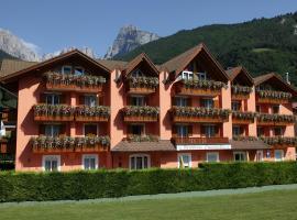 Residence Al Caminetto, apartment in Molveno