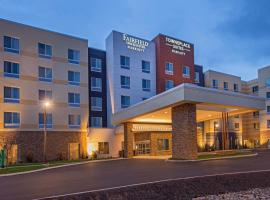 TownePlace Suites by Marriott Altoona, pet-friendly hotel in Altoona
