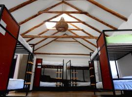 Intro Hostels Cusco, accessible hotel in Cusco