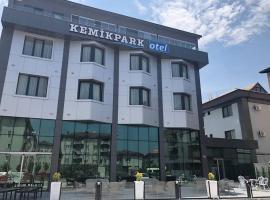 KemikPark Otel, hotel in Bartın