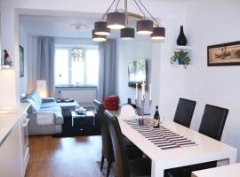 White Apartment by MalmoHomes, apartment in Malmö