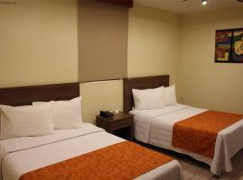 Hotel Posada Virreyes, hôtel à Guadalajara près de: Aéroport international de Guadalajara - GDL
