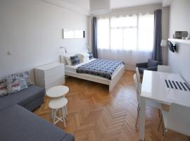 Casa Anna Apartment Opletalova, hotel near Florenc Central Bus Station, Prague