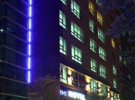 Incheon The Hotel Yeongjong, hotel perto de Aeroporto Internacional de Incheon - ICN, Incheon