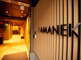 Hotel Amanek Asakusa Azumabashi Sky, hotel in Tokyo