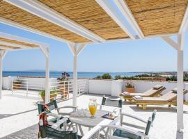 Aptera Beach, hotel in Amoudara Herakliou