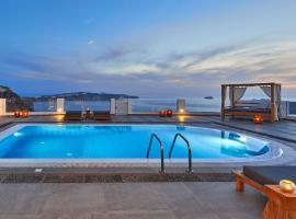 Celestia Grand, hotel near Santorini Port, Fira