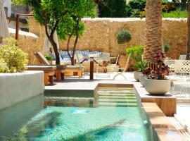 Pepi Boutique Hotel (Adults Only), appartamento a Rethymno