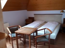 Magdi apartman, hotel poblíž významného místa Balaton Museum, Keszthely